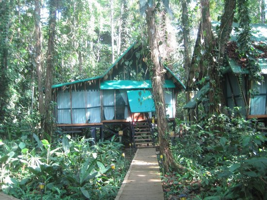 Almonds and Corals Hotel: Our cottage!