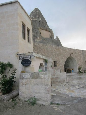 Panoramic Cave Hotel: Hotel Entrance