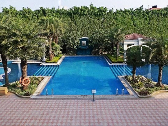The Palms - Town & Country Club: Hotel Pool