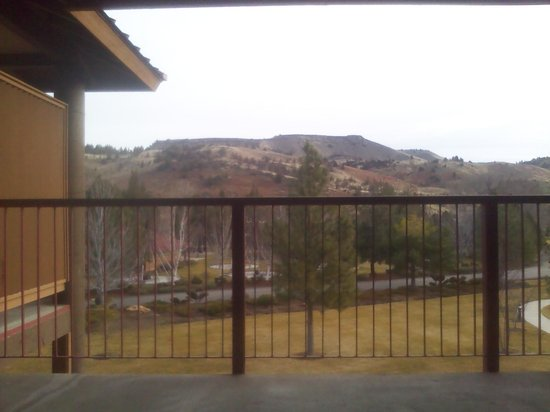 Kah-Nee-Ta Resort & Spa: Our View