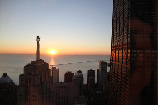Four Seasons Hotel Chicago: best view ever to start your day