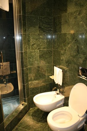 Crowne Plaza Hotel Milan City: Nice Bathroom