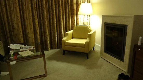 L'Hermitage Hotel: In the room