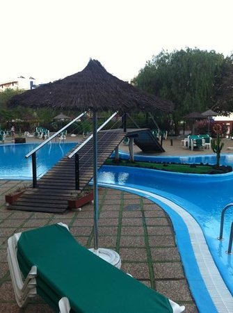 Aguamarina Golf Hotel: pool