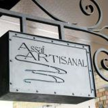 Assaf artisanal ramat hasharon restaurant reviews for Assaf lebanese cuisine
