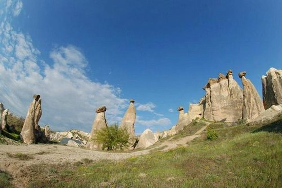 Kairos Travel-Day Tours: Different look of fairy chimneys
