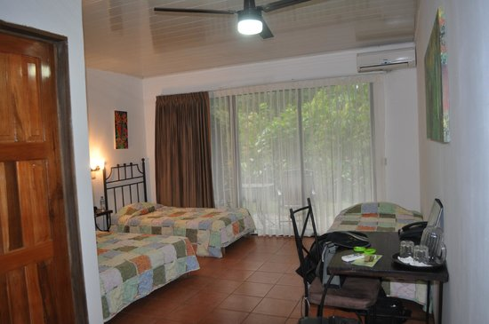 Tirimbina Lodge: la chambre