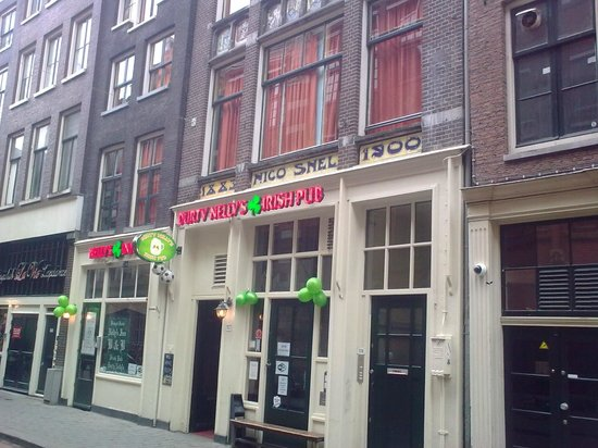 Durty Nelly's Inn: Durty Nelly's , Amsterdam.