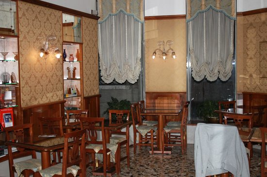 Hotel Campiello : sala colazione 