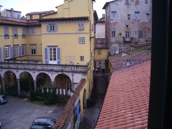 Alla Corte Degli Angeli : roof top view 