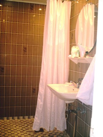 Hotel Opera : Shower Room 