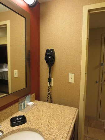 Hampton Inn & Suites St. Louis/South I-55: Bathroom