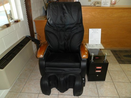 Priest River, ID: shiatsu massage chair