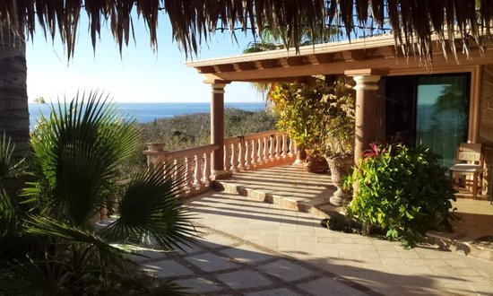 alojamientos bed and breakfasts en Los Frailes