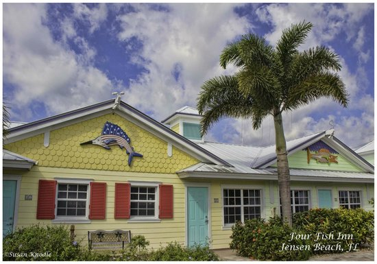 Photo of Four Fish Inn Jensen Beach