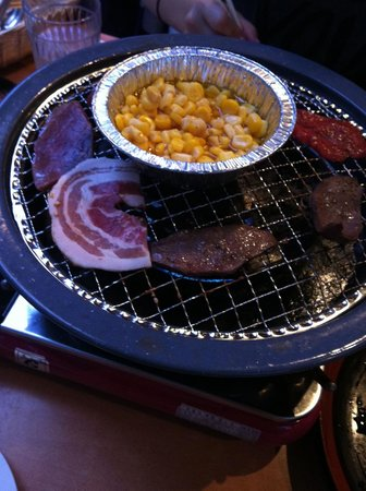 yakiniku lunch all you can eat picture of southport. Black Bedroom Furniture Sets. Home Design Ideas