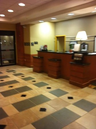 Hampton Inn &amp; Suites Orlando - South Lake Buena Vista: lobby