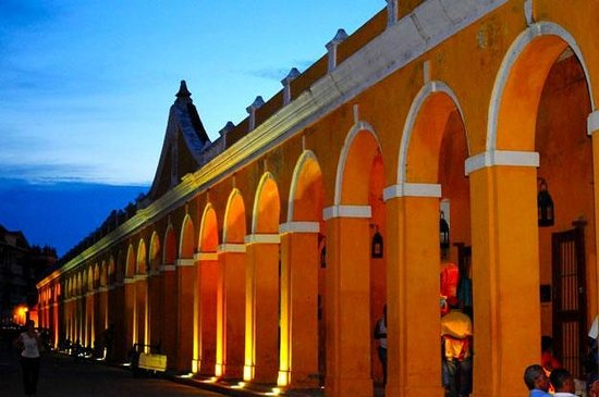 Las Bovedas Cartagena Colombia Hours Address Tickets