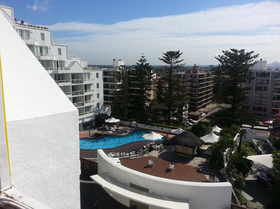 Novotel Sydney Brighton Beach: view
