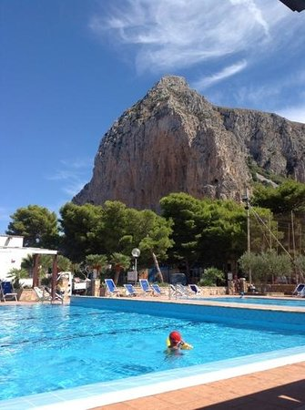 Piscina picture of camping village la pineta san vito - Piscina san vito ...