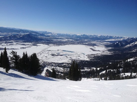 Parkway Inn: Jackson Hole ski area