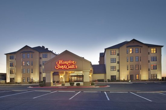 Hampton Inn El Paso-Airport