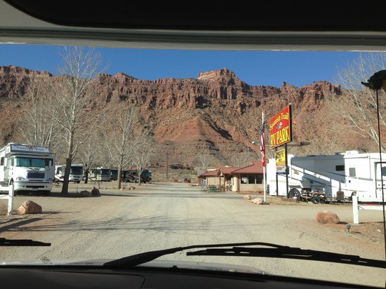 Photo of Spanish Trail RV Park & Campground Moab