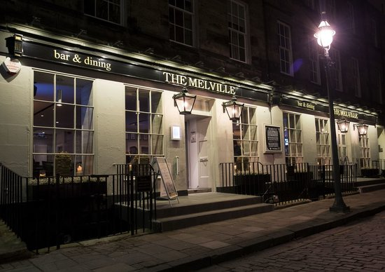 The Melville Bar: The Melville