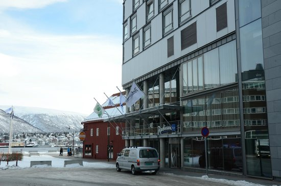 Radisson Blu Hotel, Tromso: Radisson Blu