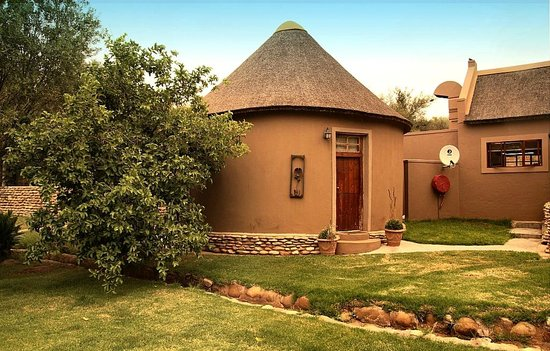 Thabile Lodge: Poolbereich