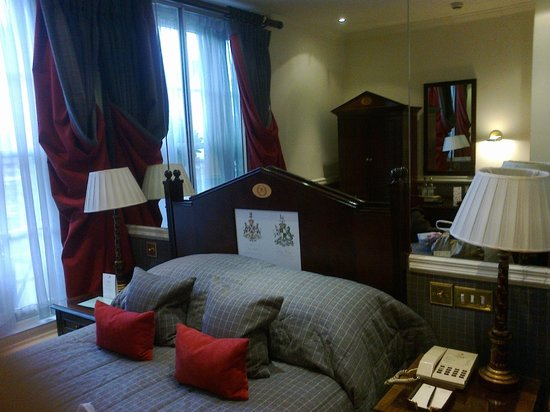 The Rubens at the Palace: A standard double room