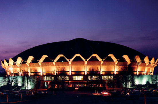 Morgantown, WV: WVU Coliseum