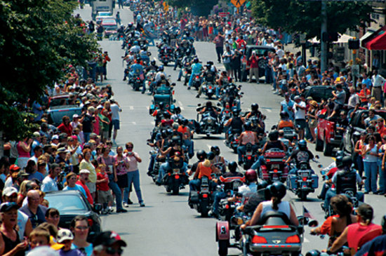 Morgantown, WV: MountainFest Motorcycle Rally
