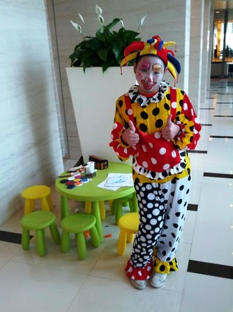 Park Rotana Abu Dhabi: Kids entertmnt.