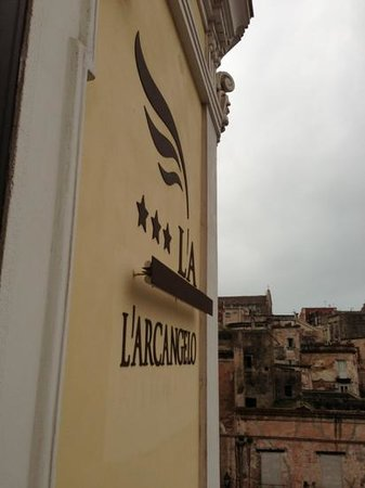 Hotel L'Arcangelo: From room 203