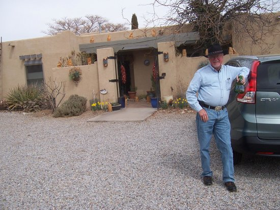 Corrales, Nuevo Mexico: Never a better B&amp;B and I&#39;ve stayed in a lot of them,