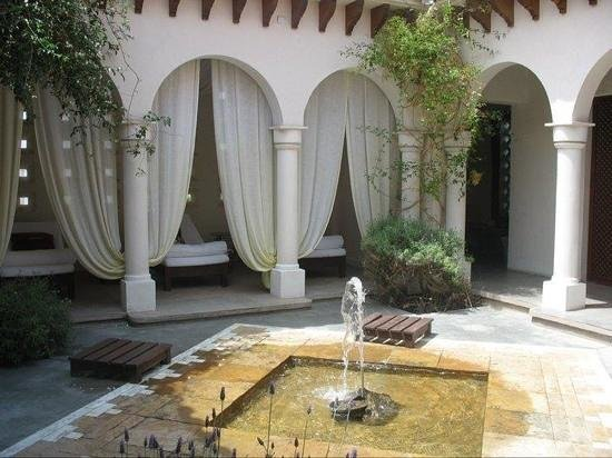 Cavas Wine Lodge: el spa