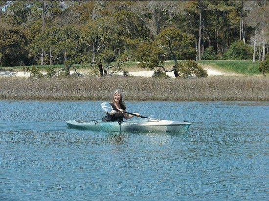 cherry grove sc kayak tour   picture of great escapes