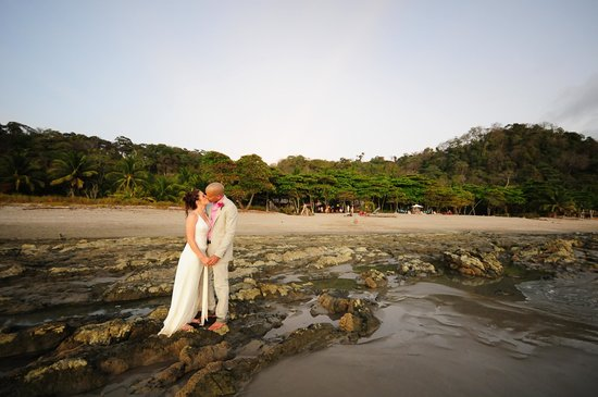 Pranamar Villas and Yoga Retreat: Post-wedding ceremony looking back on Pranamar