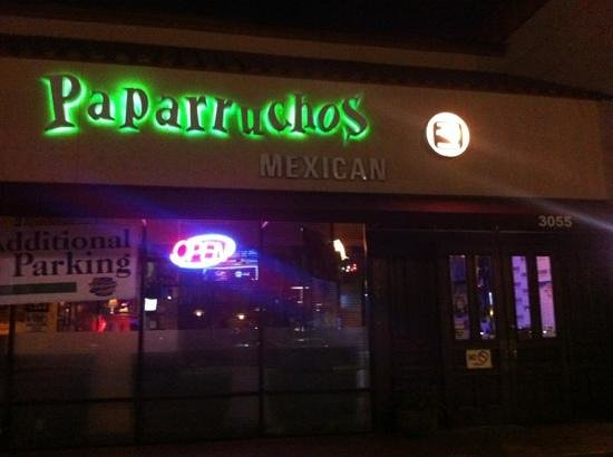 outside paparruchos picture of paparruchos houston tripadvisor