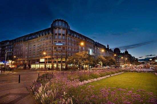 Photo of EA Hotel Rokoko Prague
