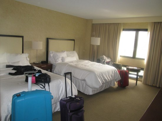 The Westin O'Hare: Room