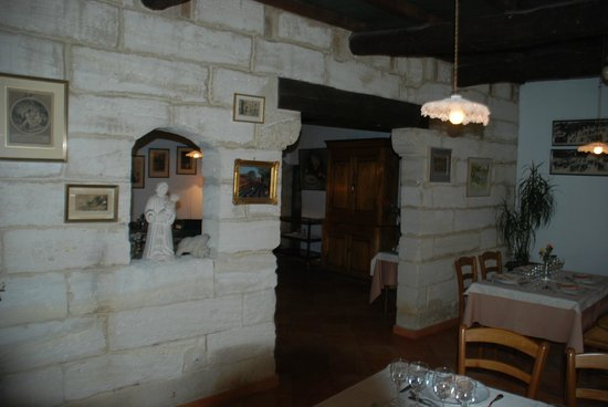 Maussane-les-Alpilles, Francia: L&#39;interieur