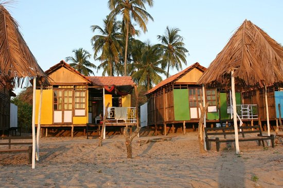 Romance Beach Huts