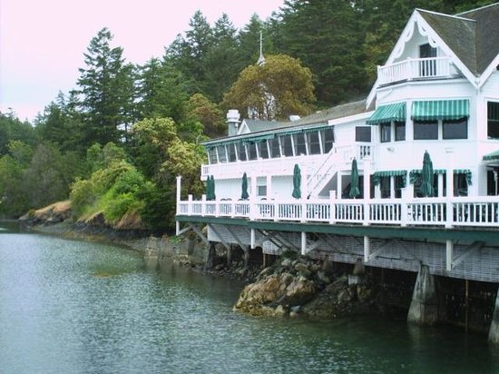 Roche Harbor, : Bayside Dining