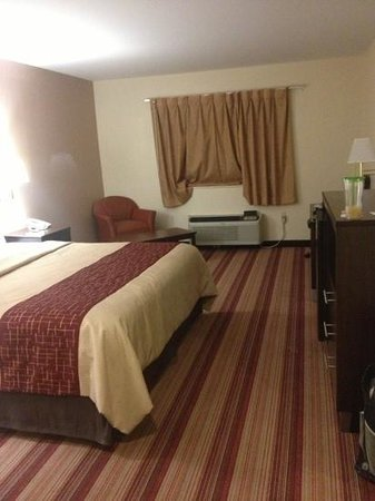 Red Roof Inn San Marcos: Can&#39;t complain about this room