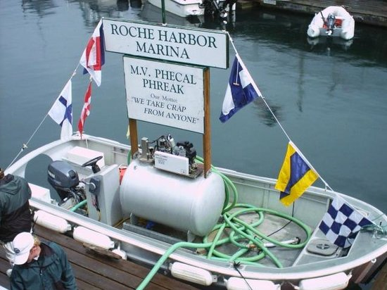Roche Harbor照片