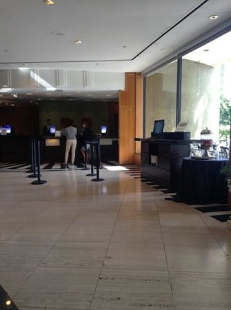 DoubleTree by Hilton Los Angeles Westside : reception