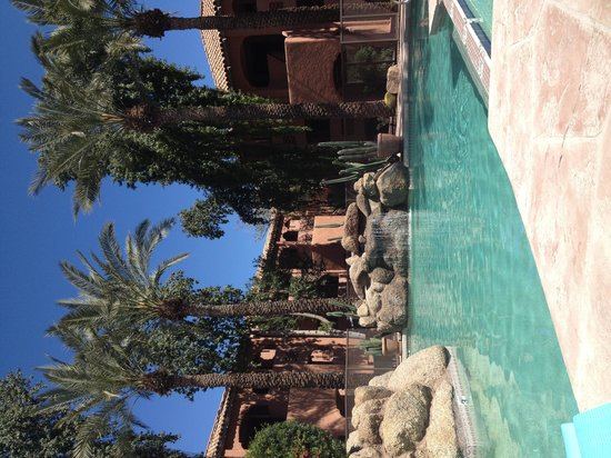Zona Hotel & Suites Scottsdale : Another 1 of 4 pools.
