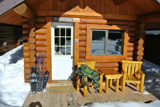 Shadow Lake Lodge: Our cabin